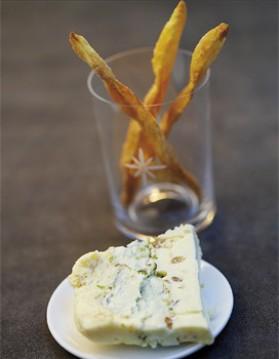 Terrine aux trois fromages pour 8 personnes