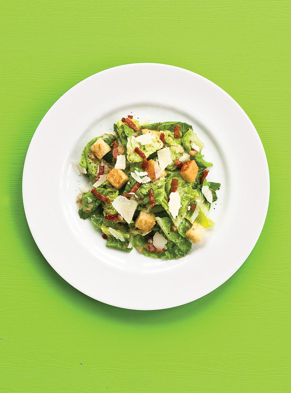 Salade césar classique | ricardo