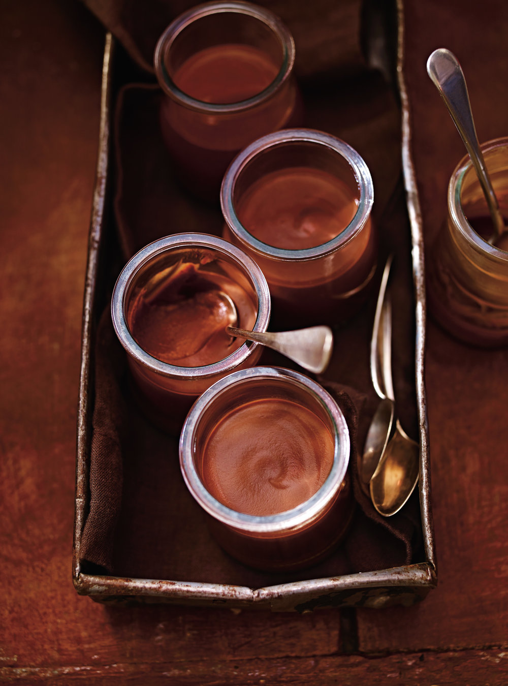 Pot de crème au chocolat | ricardo