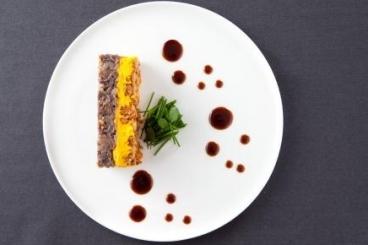 Recette de compressé de canard au vin rouge et potimarron ...
