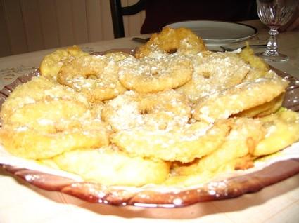 Recette de beignets aux pommes légers et fondants