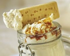Recette mousse au caramel au beurre salé