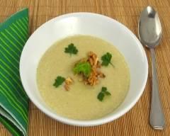 Recette potage froid aux concombres