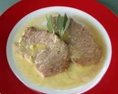 Recette steak aux herbes et à la moutarde