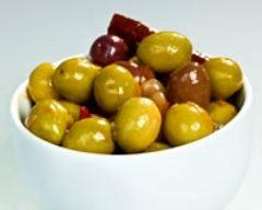 Recette olives pimentées