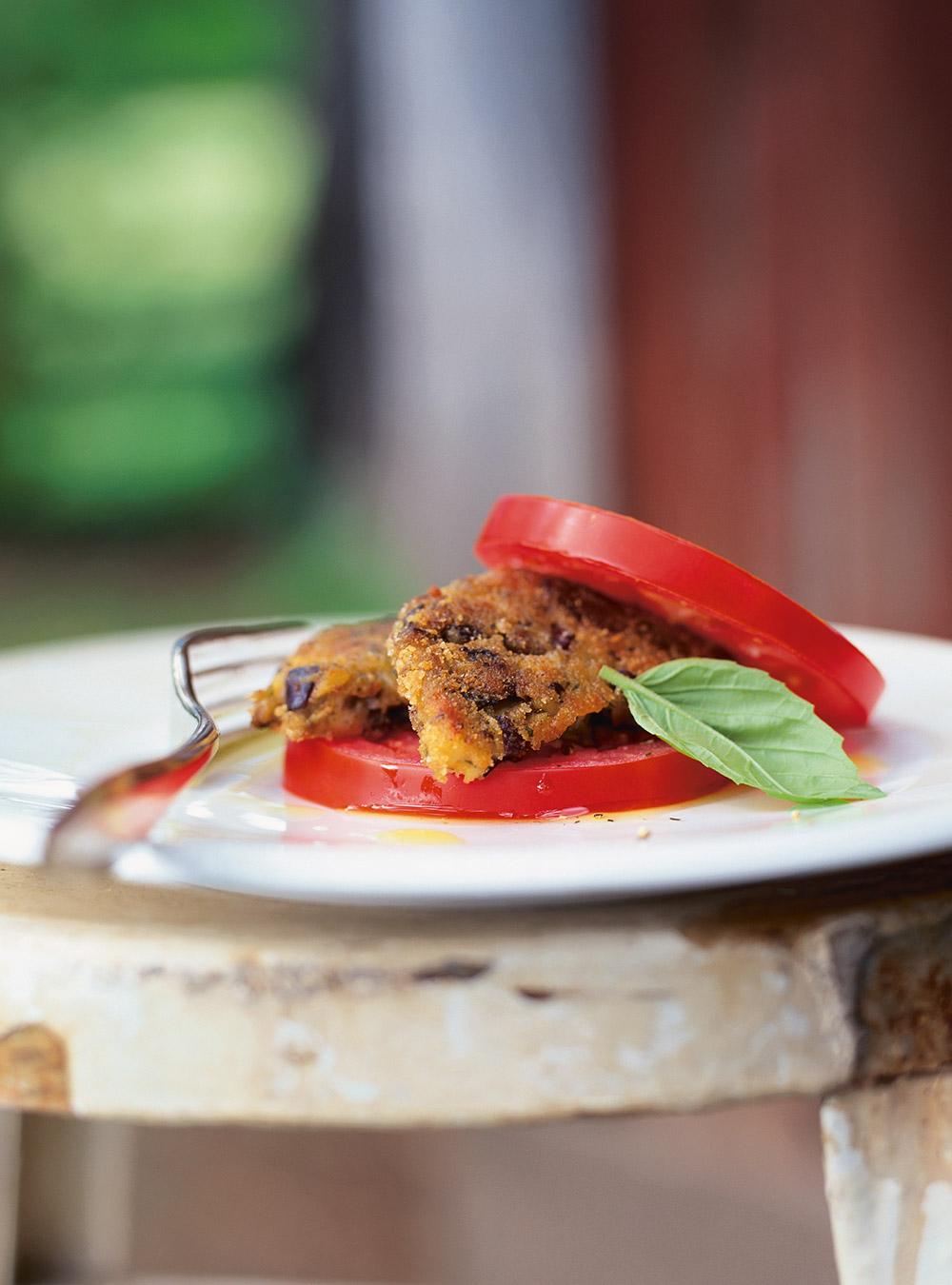 Croquettes d'aubergine | ricardo