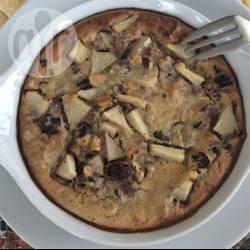 Recette clafoutis aux raisins secs et aux noix – toutes les recettes ...