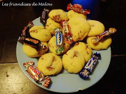 Recette de cookies aux célébrations®