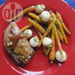 Recette magrets de canard à la marmelade d'orange – toutes les ...
