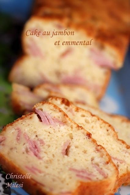 Recettes cake au jambon  recettes préférées
