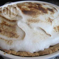 Recette tarte au citron meringuée super bonne – toutes les ...