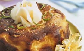 Cheesecake aux crêpes dentelle pour 6 personnes