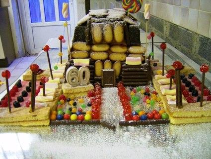 Recette de gâteau maison d'hansel et gretel