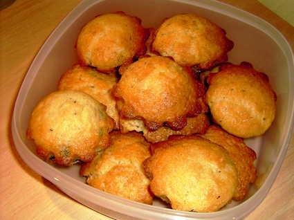 Recette de muffins aux pépites de chocolat express