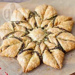 Recette gâteau étoile au pesto – toutes les recettes allrecipes