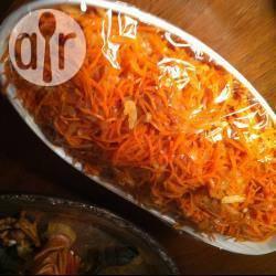 Recette carottes à la coréenne – toutes les recettes allrecipes