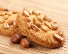 Recette biscuits aux cacahuètes