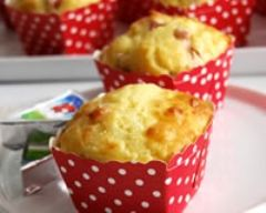 Recette petits cakes jambon et fromage