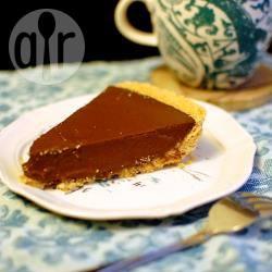 Recette tarte au chocolat végétalienne et sans gluten – toutes les ...