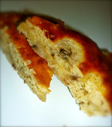 Recette de gâteau banane-coco-choco