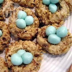 Recette petits nids de pâques – toutes les recettes allrecipes