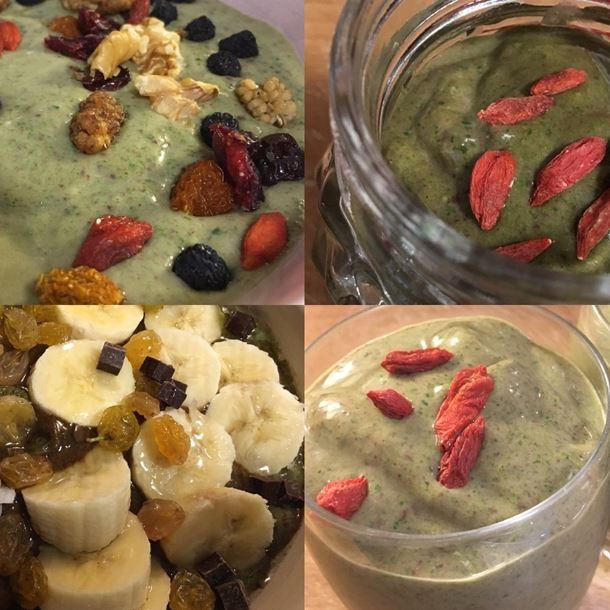 Recette smoothie glacé aux fruits et légumes