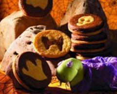 Recette cookies d'halloween