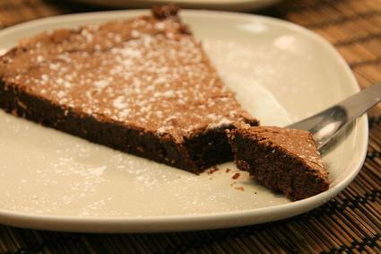 Recette de fondant au chocolat