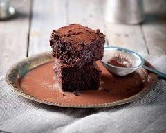 Recette brownie au cacao en poudre