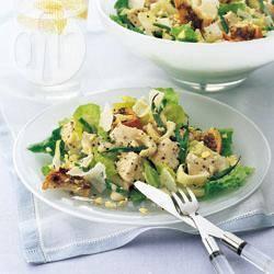 Recette salade césar au poulet – toutes les recettes allrecipes