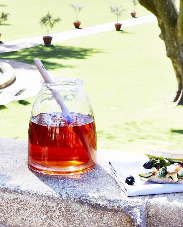 Cocktail « rosé rosé joséphine » pour 6 personnes