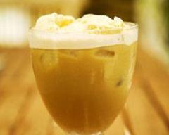 Recette cappuccino glacé