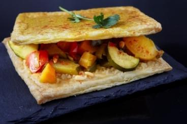 Mille feuille de legumes facon tajine recette - Legumes faciles a cuisiner ...