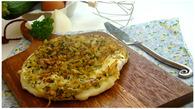 Recette omelette blanche soufflée à la courgette
