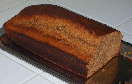 Recette de gâteau à la farine de châtaigne