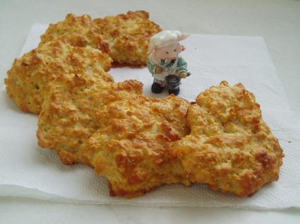 Recette de cookies au fromage de chèvre