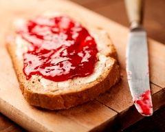Recette confiture de framboises et de fraises
