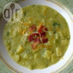 Recette soupe de poireaux et pommes de terre – toutes les ...