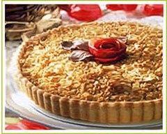 Recette tarte aux pommes et aux épices
