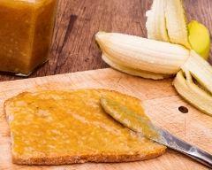 Recette confiture de banane