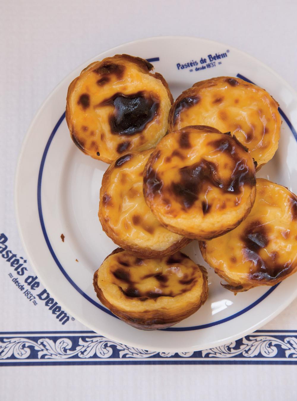 Tartelettes portugaises (pasteis de nata) | ricardo
