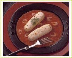 Recette quenelles de brochet à la tomate