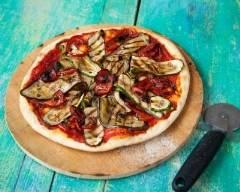 Pizza aux légumes grillés | cuisine az