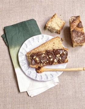 Pâte à tartiner maison chocolat noir noisettes pour 8 personnes ...