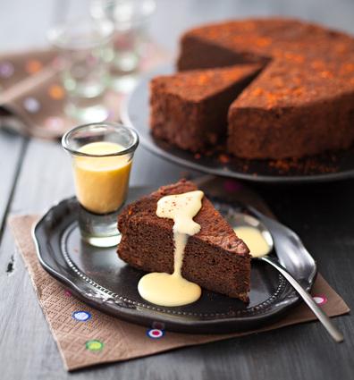 Recette de moelleux au chocolat et piment d'espelette