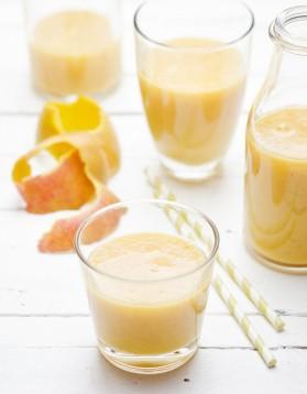 Recette smoothie banane-mangue bébé 12 mois pour 1 personne ...