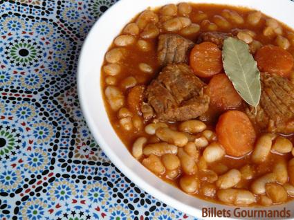 Recette de loubia marocaine