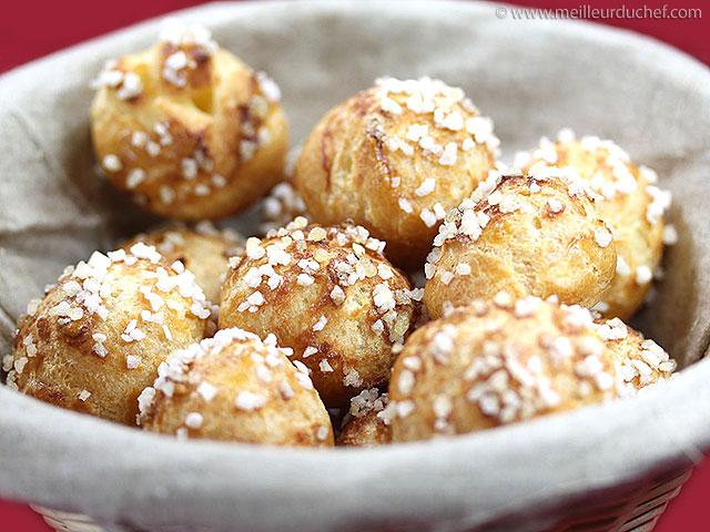 Chouquettes  notre recette illustrée  meilleurduchef.com