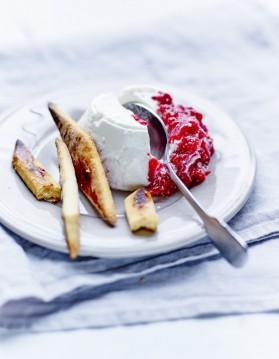Faisselles pomme-framboises, merveilles légères pour 4 personnes ...