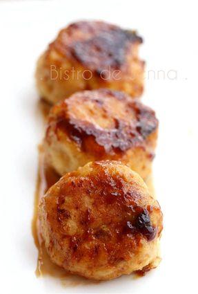 Recette de tsukune  boulettes japonaise